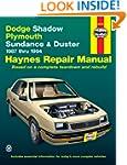 Dodge Shadow, Plymouth Sundance and D...