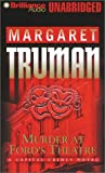 img - for Murder at Ford's Theatre (Capital Crimes Series) book / textbook / text book