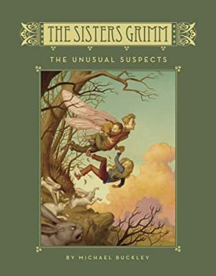 The Sisters Grimm: Bk.2: The Unusual Suspects (Sisters Grimm (Hardback))