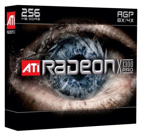 AMD ATI Radeon X1300 Pro 256 MB AGP Card