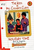 Holiday Time (Kids in Ms Colman's Class) (0590060031) by Martin, Ann M.