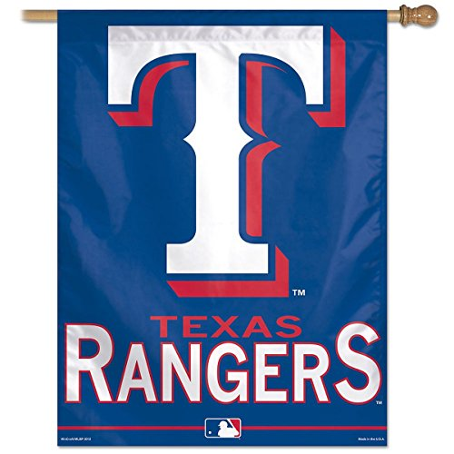Texas Rangers House Flag and Banner