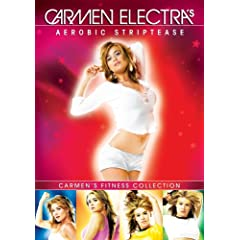 carmen electra stripping