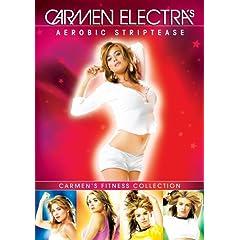 carmen electra stripping