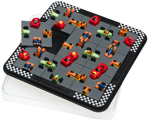 3D SQUARES RACE CAR PUZZLE by Toysmith Group - Buy 3D SQUARES RACE CAR PUZZLE by Toysmith Group - Purchase 3D SQUARES RACE CAR PUZZLE by Toysmith Group (Toysmith, Toys & Games,Categories)