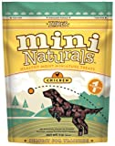 51JRFT0gy9L. SL160  Zukes Chicken Flavored Mini Naturals Dog Treats, 16 Ounces Reviews