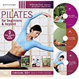 Pilates for Beginners and Beyond (3 DVD Set)