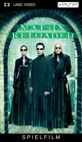 Matrix Reloaded [UMD Universal Media Disc]