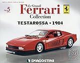 レ・グランディ・フェラーリ 5号 (TESTAROSSA 1984) [分冊百科] (モデル付) (レ・グランディ・フェラーリ・コレクション)