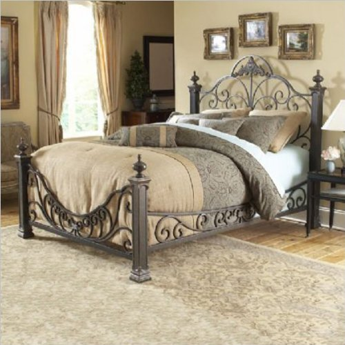 Awesome This is Fashion Bed Group Baroque Bed Gilded Slate Finish King for your favorite Here you will find reasonable product details