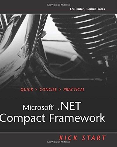 Microsoft .NET Compact Framework Kick Start [Rubin, Erik - Yates, Ronnie] (Tapa Blanda)
