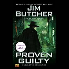 Proven Guilty: The Dresden Files, Book 8 | Livre audio Auteur(s) : Jim Butcher Narrateur(s) : James Marsters