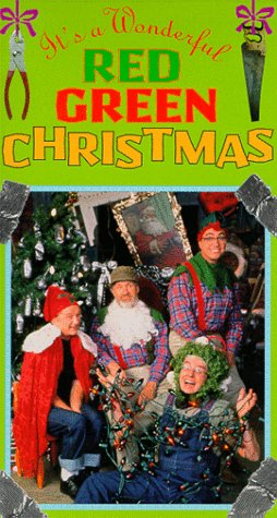 It's a Wonderful Red Green Christmas [VHS]