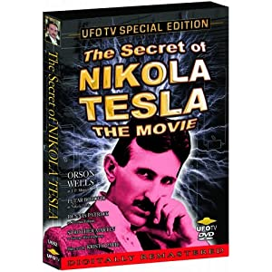 Click to buy The Secret of Nikola Tesla - The Movie (UFO TV Special Edition) from Amazon!