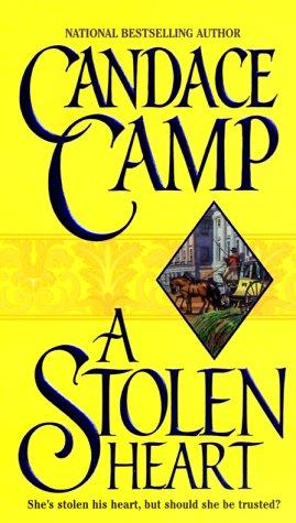 Stolen Heart (Mira), Camp,Candace