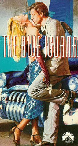 The Blue Iguana [VHS] [Import]