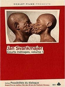 Jan svankmajer, vol. 1