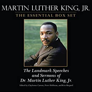 Martin Luther King: The Essential Box Set: The Landmark Speeches and Sermons of Martin Luther King, Jr. | [Clayborne Carson, Kris Shepard, Peter Holloran, Martin Luther King]