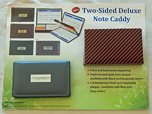 the-amazing-two-sided-post-it-note-caddy-and-2-year-calendar-gift-boxed-laser-engraved-happy-fathers