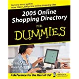 2005 Online Shopping Directory For Dummies (For Dummies (Computers)) ~ Barbara Kasser