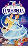Video - Cinderella (Walt Disney's Masterpiece) [VHS]