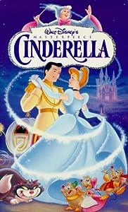 Cinderella (Walt Disney's Masterpiece) [VHS]