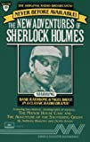 NEW ADVENTURES OF SHERLOCK HOLMES VOL#20:MANOR HOUSE CASE & STUTTERING GHOST