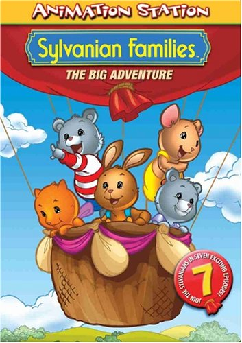 Sylvanian Families - Big Adventure [DVD] [Region 1] [US Import] [NTSC]
