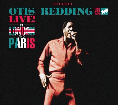 Otis Redding - Live In London & Paris - Zortam Music