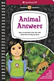 img - for Animal Answers: Move to the head of the class with animal facts to help you pass! book / textbook / text book