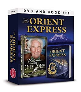 THE ORIENT EXPRESS Book & DVD Set
