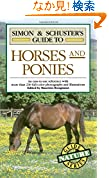 Simon & Schuster's Guide to Horses and Ponies