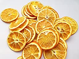 58 Pc Natural Dried Orange Slices 7oz 200g Potpourri Christmas Kitchen Home Decoration All Year Round
