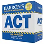 Barron's ACT Flash Cards