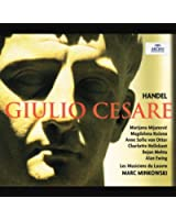 Handel: Giulio Cesare (3 CD set)