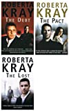 Roberta Kray Roberta Kray: 3 book collection: The Lost, The Pact and The Debt rrp £20.97