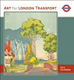 2014 ART FOR LONDON TRANSPORT CALENDAR Wall N579 LONDON TRANSPORT MUSEUM