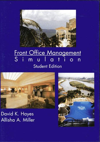 Simulation Student CD for Professional Front Office...