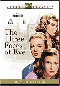 Cover of &quot;The Three Faces of Eve&quot;