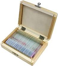 Comprar Bresser - Muestras para microscopio (30 preparados, humano)