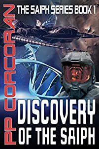 Discovery Of The Saiph by PP Corcoran ebook deal