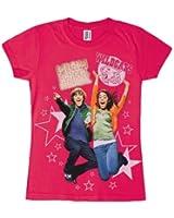 High School Musical - Wildcats Jump Girl's T-Shirt