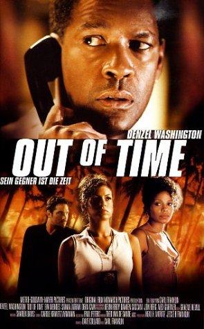 Out of Time - Sein Gegner ist die Zeit [VHS]