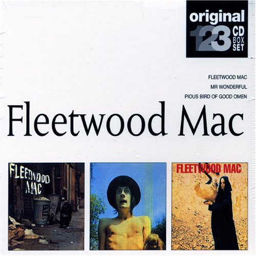 Fleetwood Mac - Fleetwood Mac / Mr. Wonderful / The Pious Bird of Good Omen - Lyrics2You
