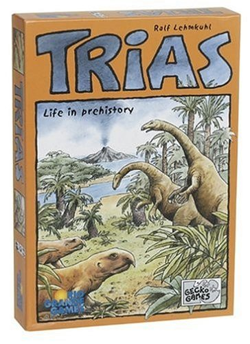 Trias - Buy Trias - Purchase Trias (Vintage Sports Cards, Toys & Games,Categories,Games,Board Games)