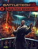 Battletech Jihad Final Reckoning