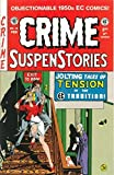img - for CRIME SUSPENSTORIES Comic Book # 18 (1950'S Pre-Code EC reprint) book / textbook / text book