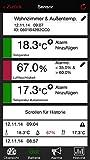 TFA-Dostmann Haus-Überwachungsset TFA 31.4000.02.TF.Basic Weatherhub SmartHome Tür und Fensteralarm - 5