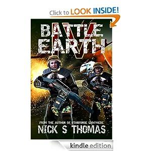 Battle Earth IV - Nick S Thomas