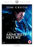 Minority Report packshot